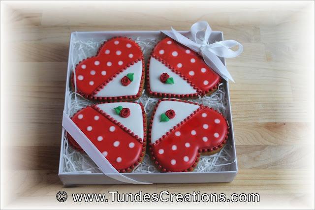 Valentine's cookie gift by Tunde Dugantsi