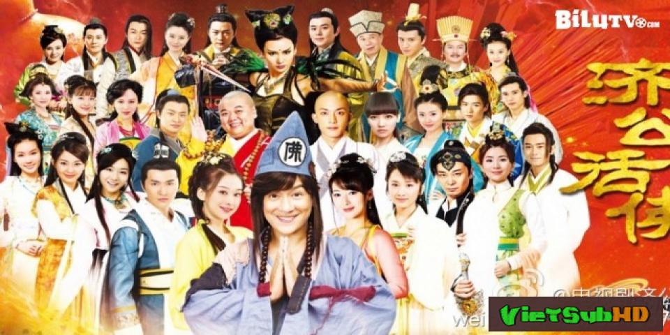 Phim Tân Hoạt Phật Tế Công Hoàn Tất (73/73) Thuyết minh HD | New Mad Monk 2015