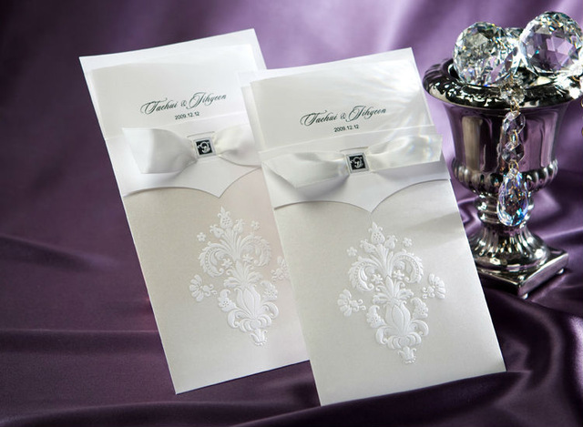 Wedding Invitation Wording Sample