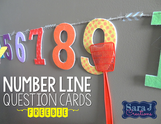 Number line games to build number sense in young learners