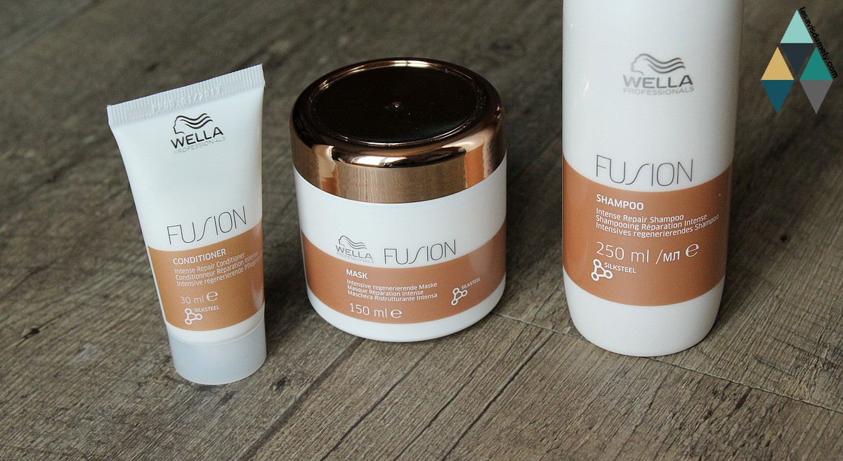 avis Wella Professionals fusion intense repair