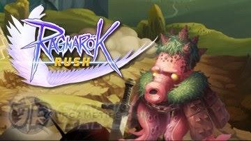 Ragnarok Rush Evil Octopus