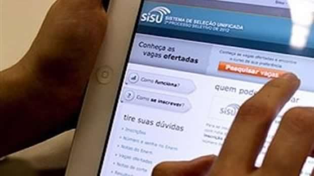 MEC prorroga prazo de inscrição do Sisu até domingo