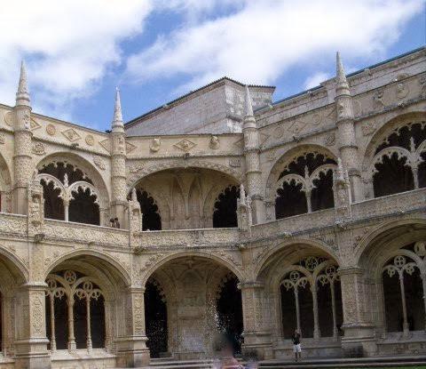 Claustro Monasterio dos Jerónimos