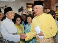 Tak Terima Diungkit Soal Barang Mewah Sitaan, Najib Seret Mahathir