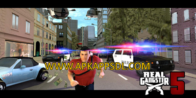 Download Real Gangster 5 Apk Mod Full Version 2016