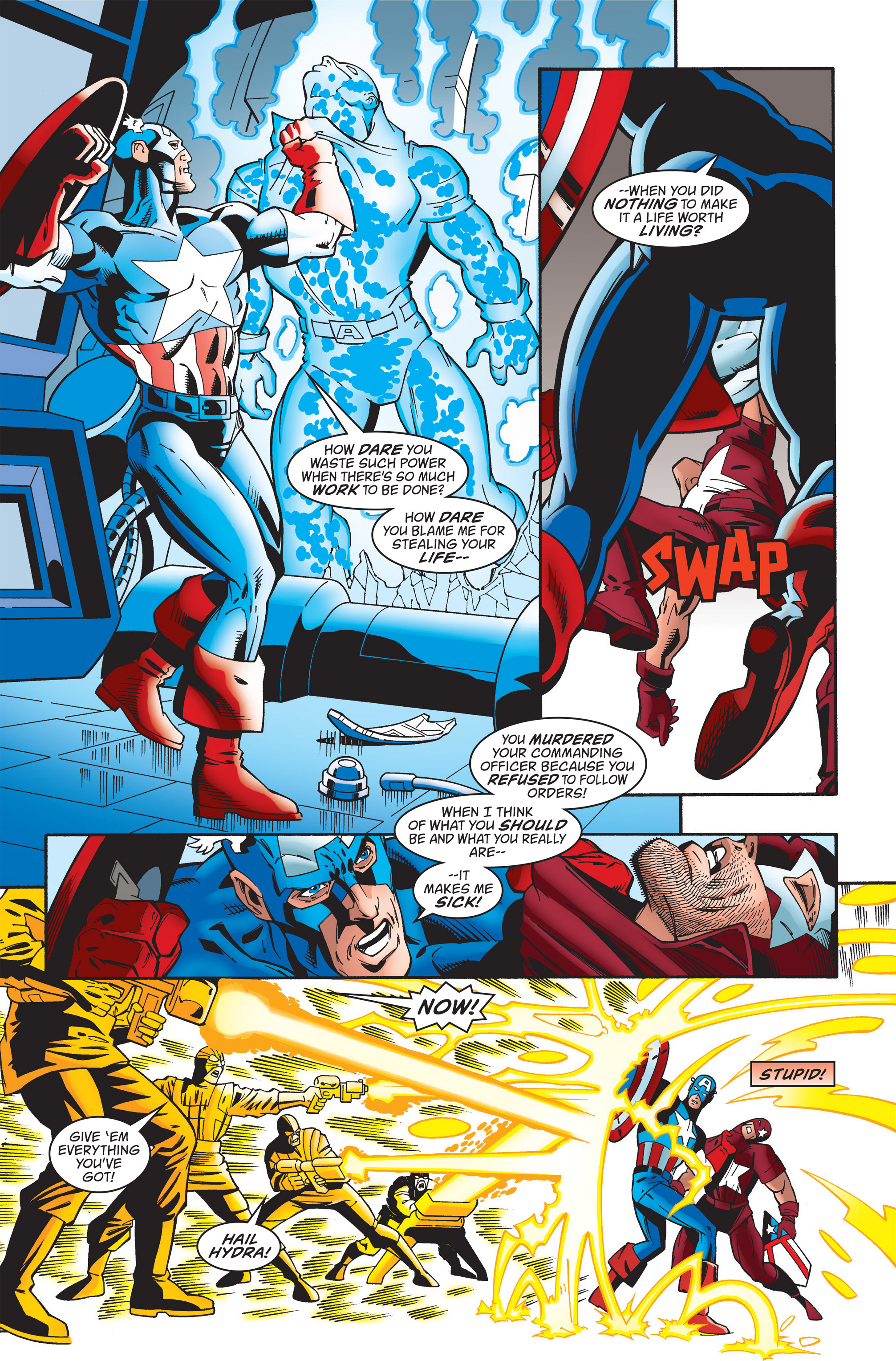 Captain America (1998) Issue #37 #44 - English 17