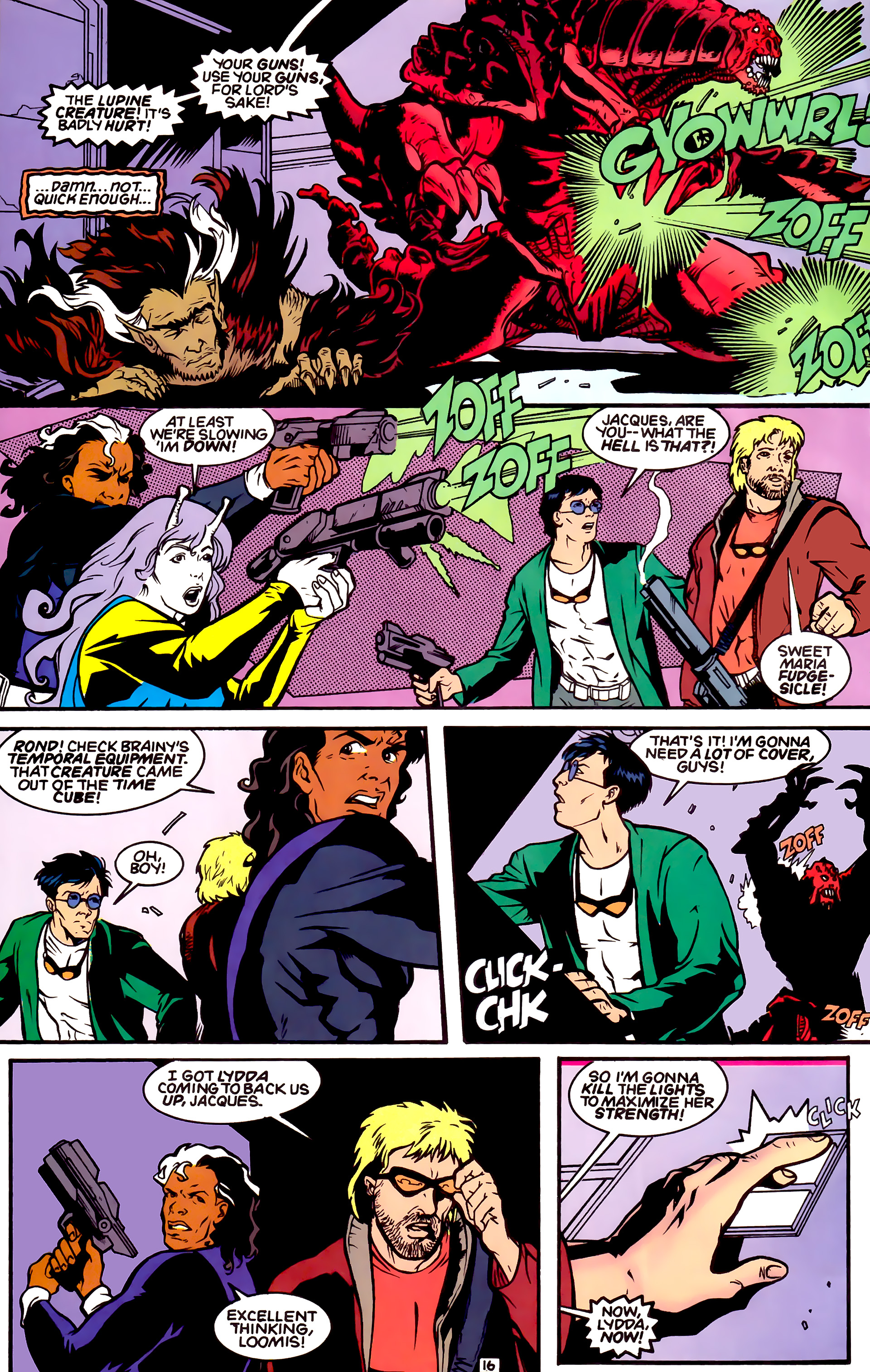 Legion of Super-Heroes (1989) _Annual_4 Page 16