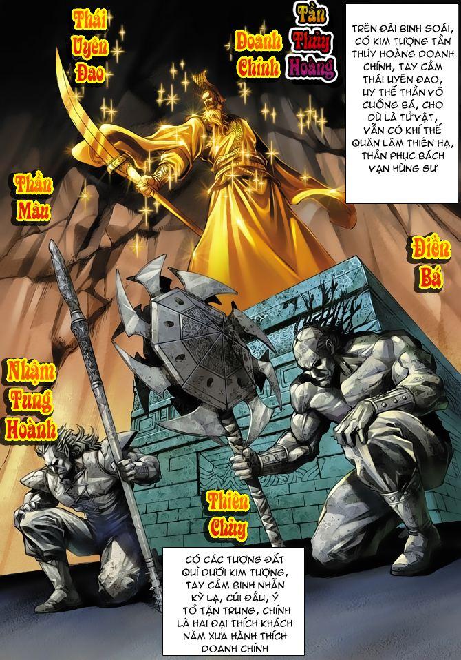 Đại Đường Uy Long chapter 53 trang 9