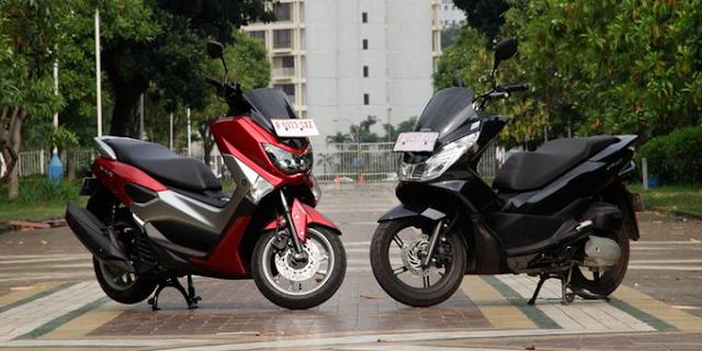 Honda Segera Produksi Penantang Yamaha NMAX