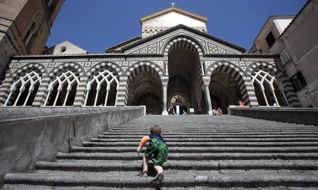 Duomo Sant'Andrea em Amalfi