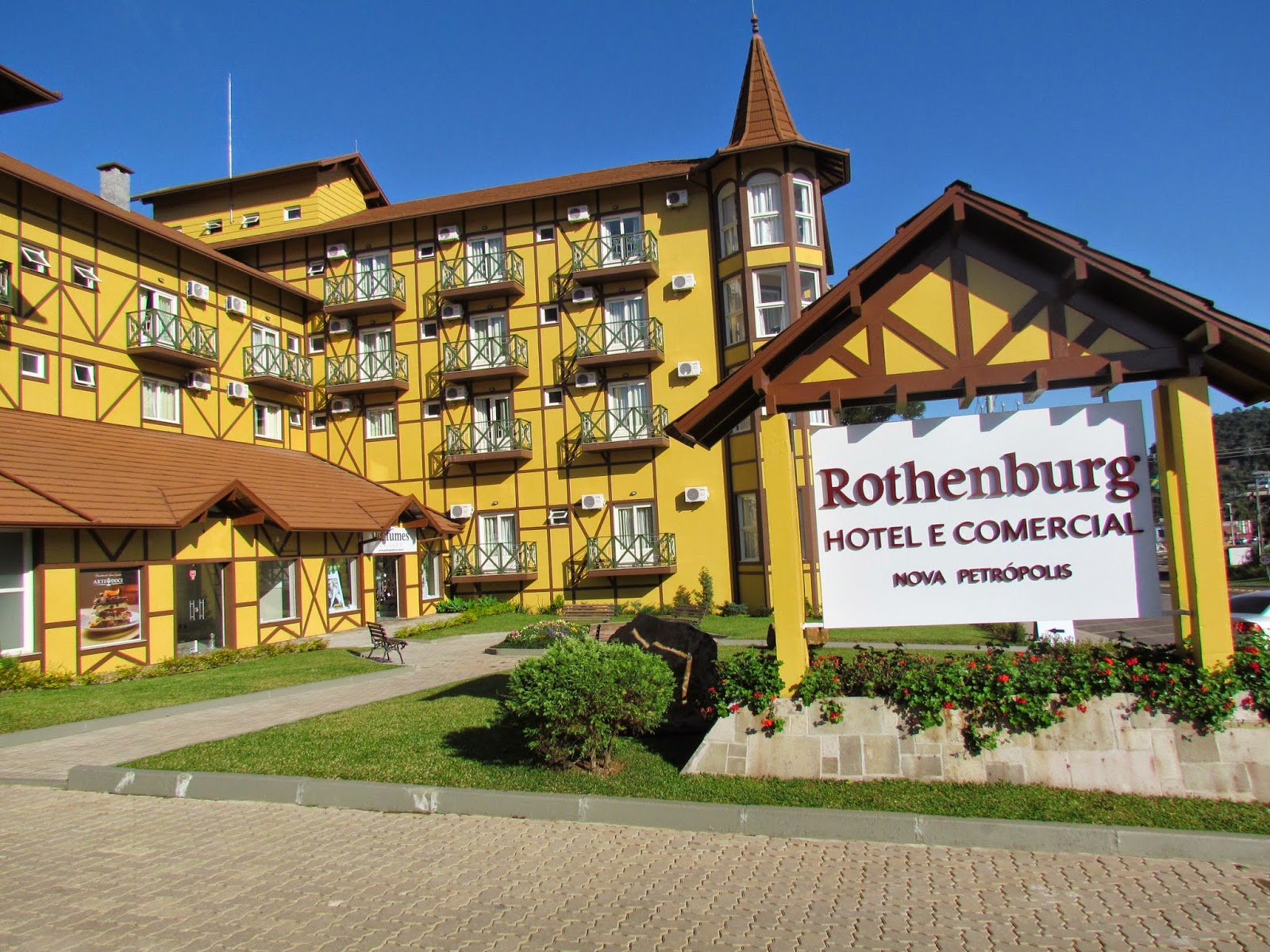 HOTEL ROTHENBURG