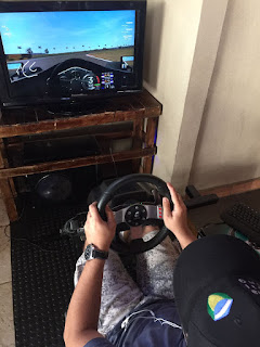 Clube SBR - Simulador de corrida