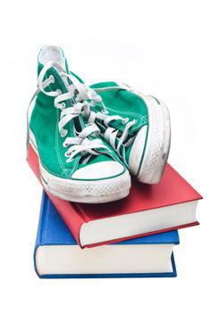 Cours et sport - Books and sport