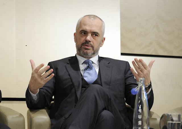 Ο Έντι Ράμα με νόμο θα γίνει... ιδιοκτήτης της Αλβανικής επικράτειας