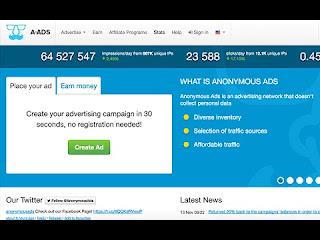 شرح موقع a-ads افضل بديل لادسنس لربح البتكوين 2017