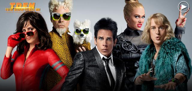 Trailer nou pentru comedia Zoolander 2
