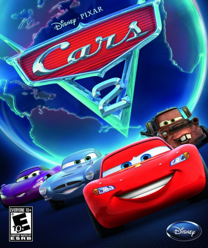 cars game pc games disney play racing ps3 psp cars2 ds wii 360 xbox pixar walmart dvd version nintendo playstation