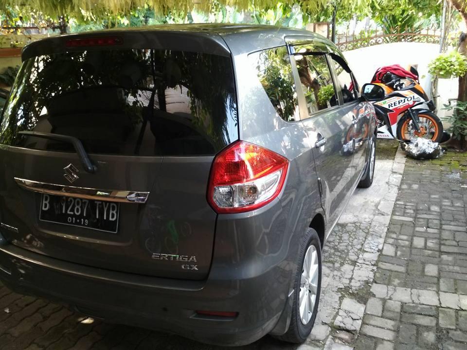 jasa pasang kaca film Masterpiece untuk mobil Suzuki Ignis