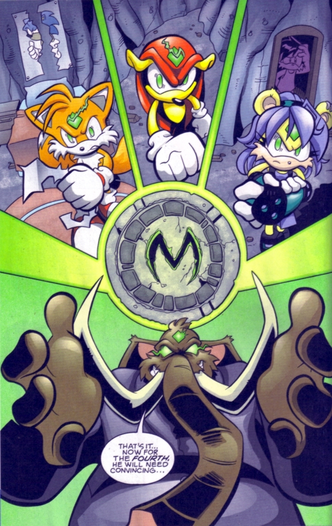 Read online Sonic The Hedgehog comic -  Issue #185 - 13
