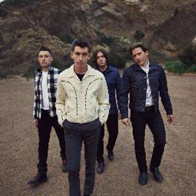 Biodata Arctic Monkeys
