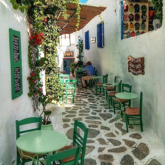 Amorgos island, Greece  Photo @dounazoe
