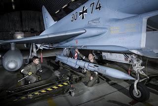 Rudal Meteor Angkatan Udara Jerman