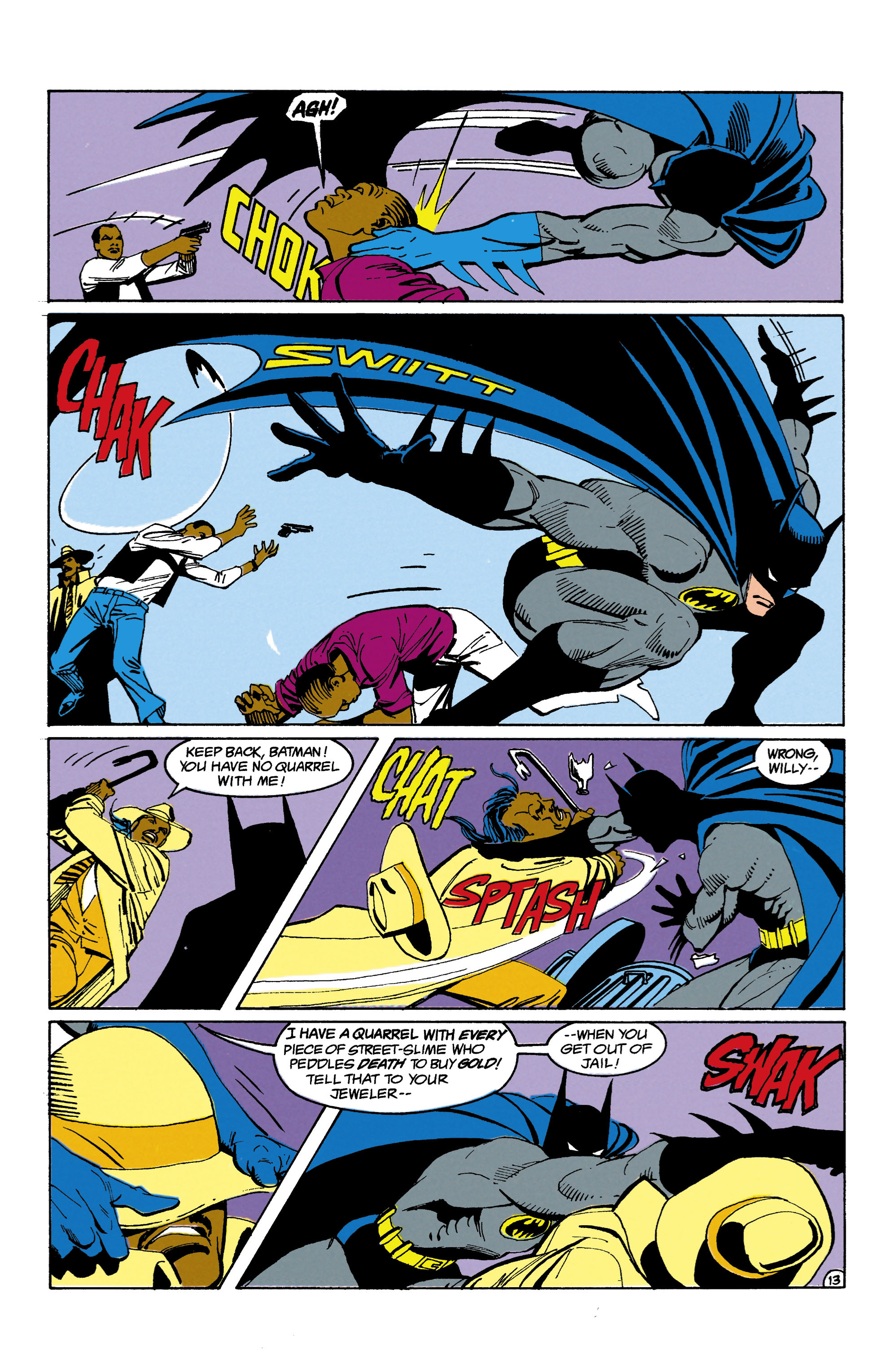 Detective Comics (1937) 618 Page 13