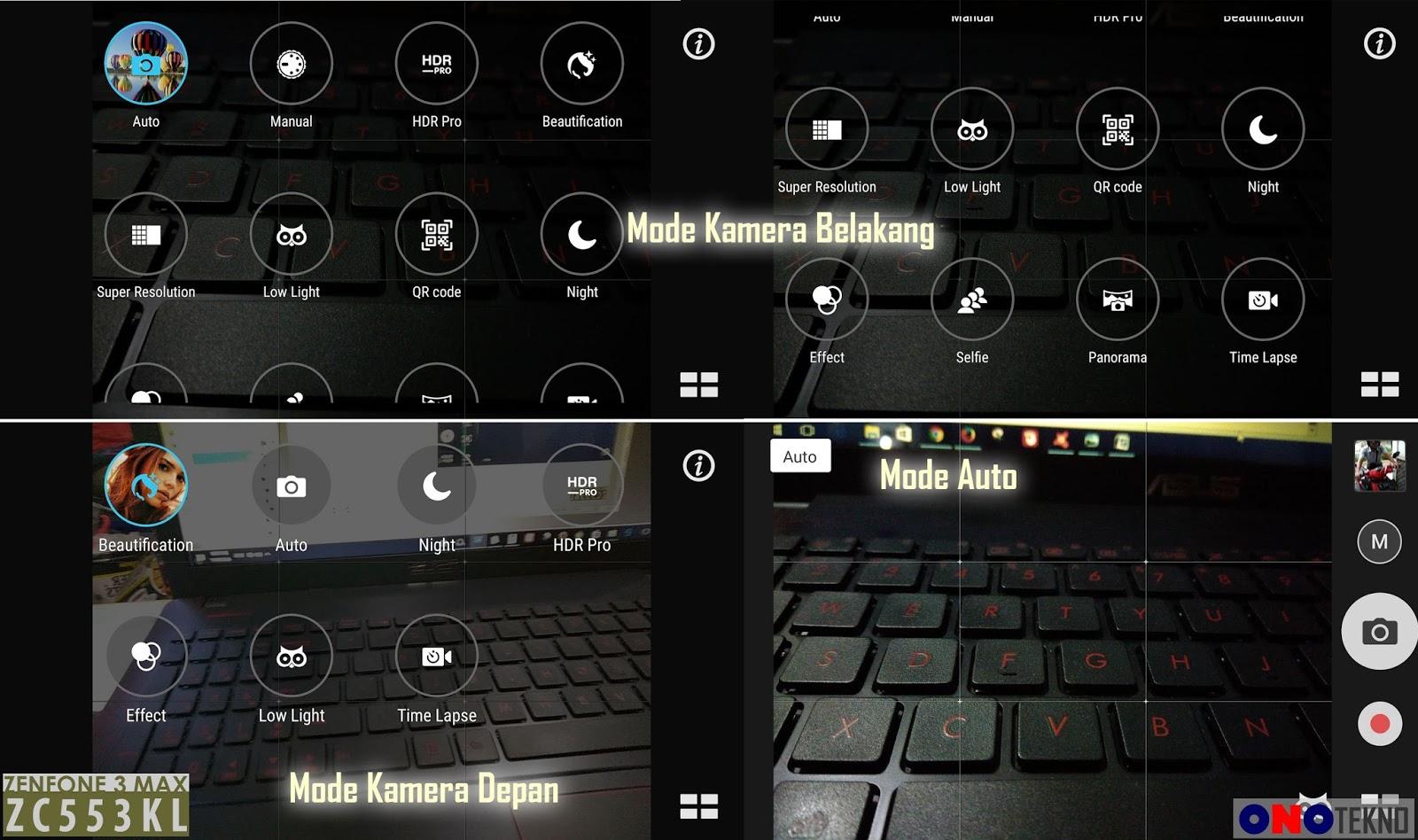 """Review Asus Zenfone 3 Max ZC553KL """" Spesifikasi Komplit dan Power Master  """""""