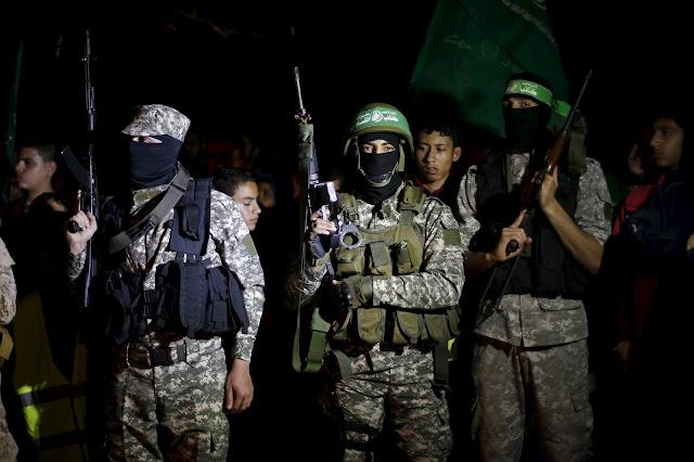 Sayap Militer Hamas, Brigade Izzuddin Al-Qassam, Siap Perang Dengan Israel. Tetapi...?!