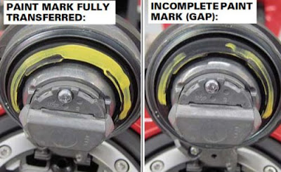Honda melakukan penarikan kembali atau recall CBR Honda Recall CBR1000RR dan CBR1000RR SP di Amerika Karena Masalah Tutup Tangki