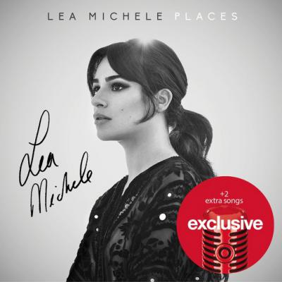 Lea Michele - Places (Target Deluxe Edition) - Album Download, Itunes Cover, Official Cover, Album CD Cover Art, Tracklist