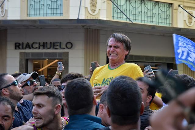 ULTIMAS INFORMAÇÕES:Internação de Bolsonaro deve durar pelo menos uma semana, diz médico