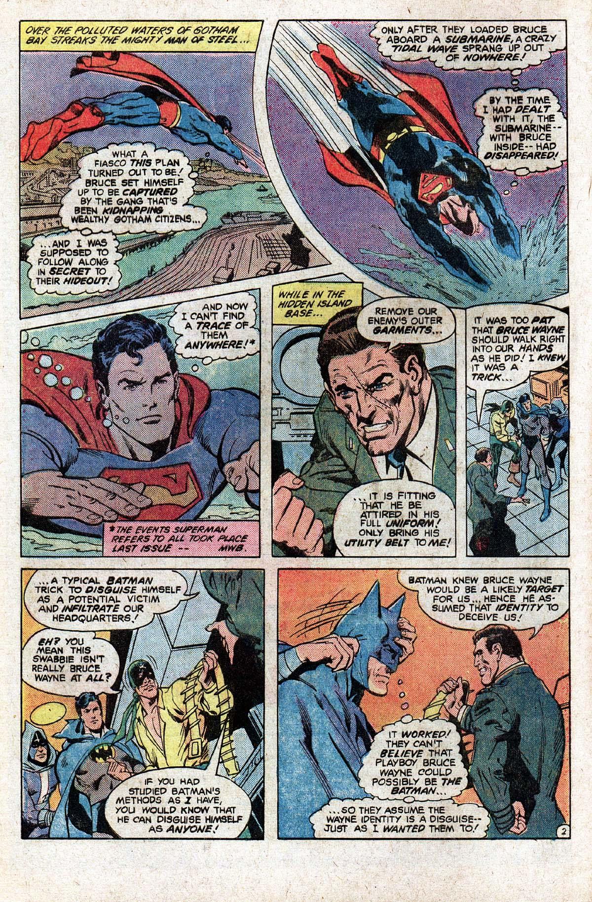 Read online World's Finest Comics comic -  Issue #280 - 3