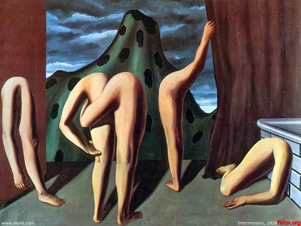 René magritte obras
