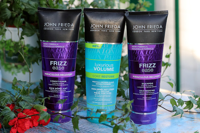 john frieda frizz ease, john frieda luxurious volume