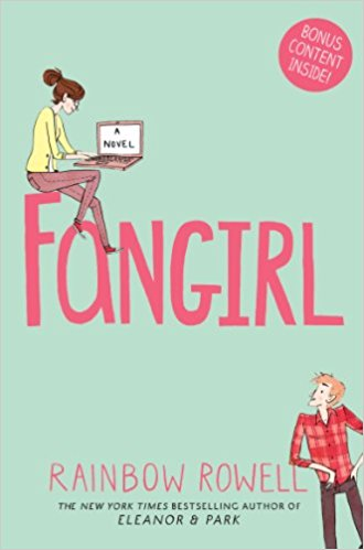 fangirl book, best young adult books