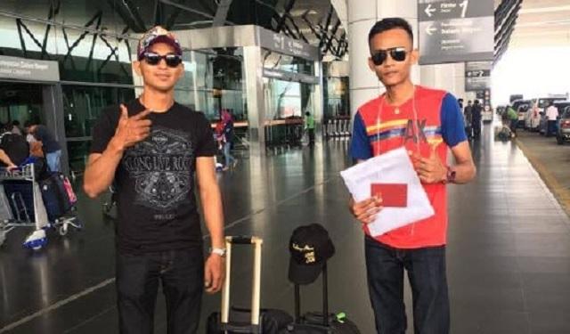 Dua Rakyat Malaysia Disangka Hilang Di Jakarta Rupanya Kena Lokap