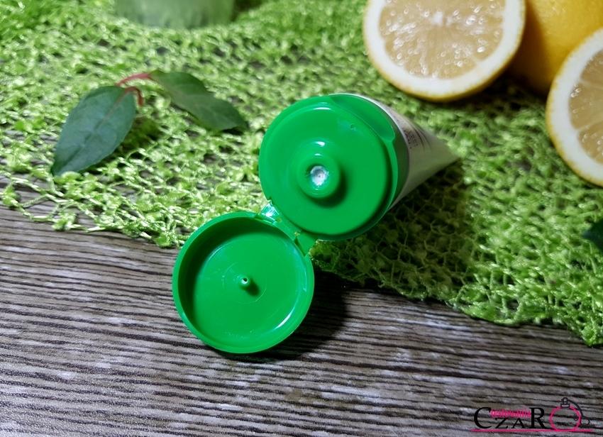 Cosnature Naturalny krem DETOX na dzień z zieloną herbatą