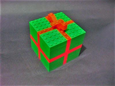 MOC LEGO Prendas