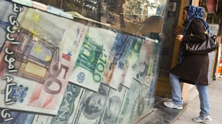 Mata Uang Negara Syiah Iran Jatuh Hampir 50%, Ribuan Pedagang Protes Krisis Ekonomi