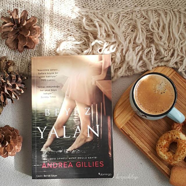 Beyaz Yalan - Andrea Gillies