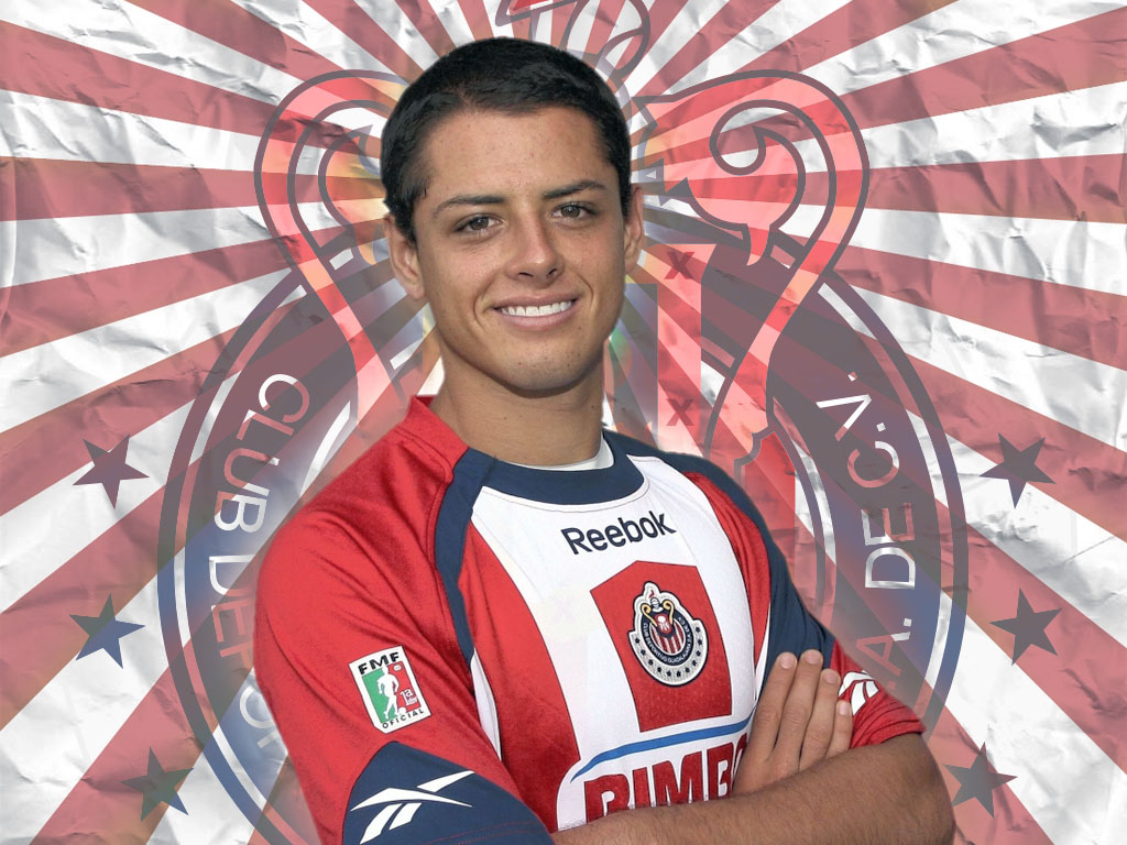 Wallpaper - Chicharito Hernández