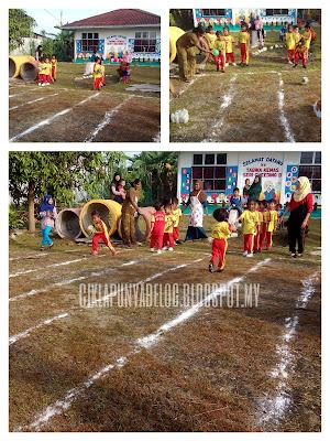 Sukaneka Tadika 2016... Meriah sungguh...