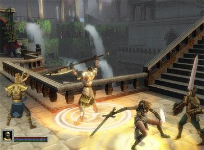 Gauntlet: Seven Sorrows (PS2) 2005