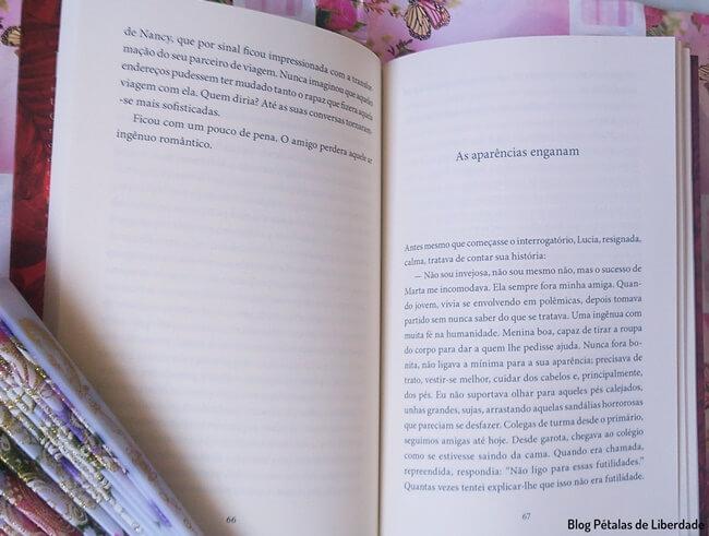 livro, Um-cheiro-de-amor, Maria-Christina-Lins-do-Rego-Veras, Jose-Olympio