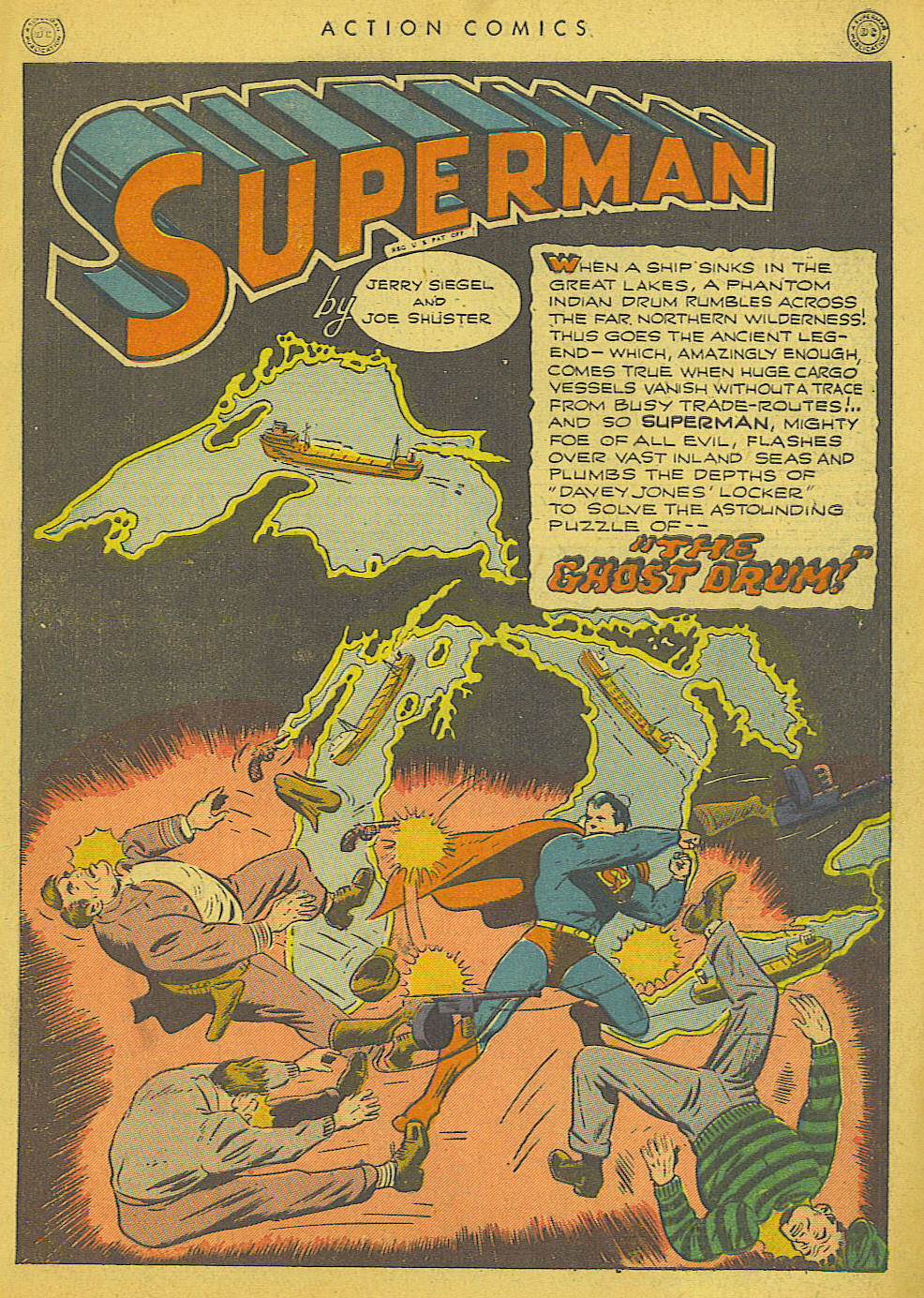 Read online Action Comics (1938) comic -  Issue #91 - 3