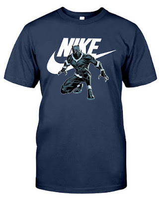 Black Panther Nike T Shirt, black panther nike shoes