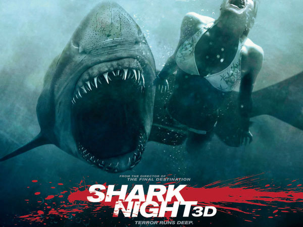The Epic Review: Netflix for the poor kids: Shark Night (Confirmed: EH)