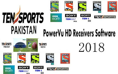 Sony Network PowerVU Key Software Update 2018